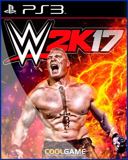 [PS3]WWE 2K17
