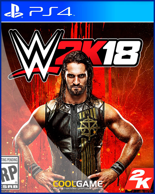 [PS4]WWE 2k18